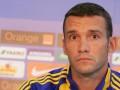 Шевченко: Мечтаю вывести национальную сборную в финал Евро