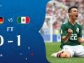 Лосано признан лучшим игроком матча Германия - Мексика