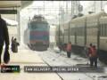Не верьте The Sun. Euronews о транспорте в Украине