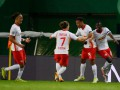 Лейпциг в конце матча вырвал победу над Атлетико и вышел в полуфинал Лиги чемпионов