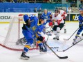 Украина уступила Венгрии в первом матче на ЧМ по хоккею в Киеве