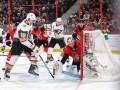 НХЛ: Вегас переиграл Оттаву, Рейнджерс в овертайме обыграл Флориду