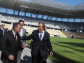 Львов, Донецк, Харьков: сегодня президент UEFA Платини проверит три украинских города