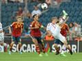 Молодежное Евро-2013: Россия проигрывает матч Испании (+ ВИДЕО)