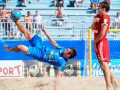 Украина уступила России в Суперфинале Евролиги по пляжному футболу