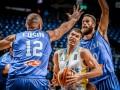 Украина потерпела второе поражение на Евробаскете-2017
