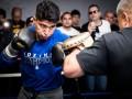 Видео открытой тренировки Майки Гарсии перед боем с Липинцом