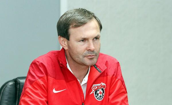 Плотников: Быть главным тренером в Первой лиге - очень тяжело