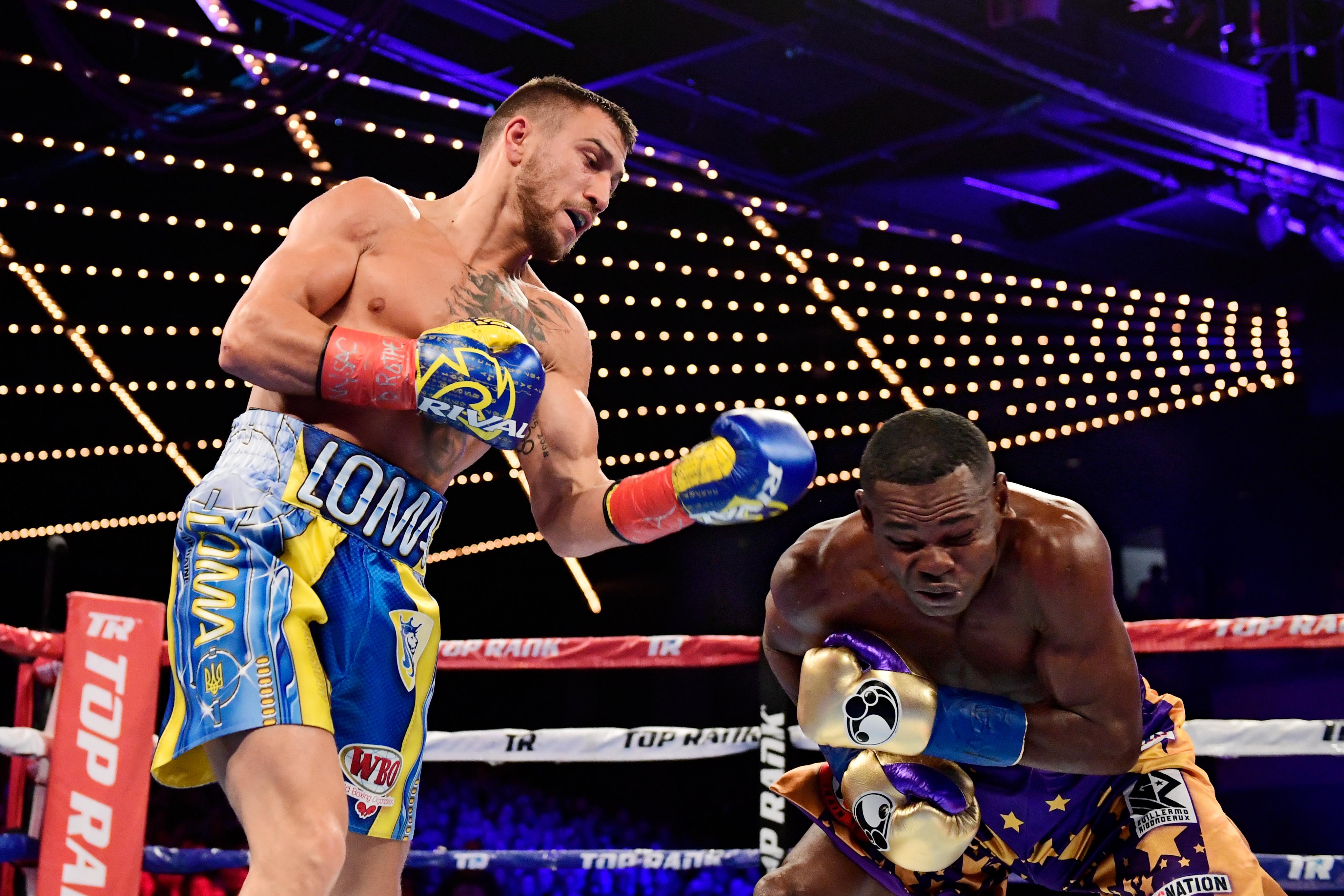 Мировой бокс последние бои видео