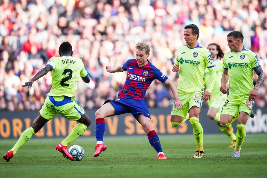 Обзор футбольных матчей испанского чемпионата