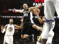 НБА представила лучшие моменты в карьере Джинобили