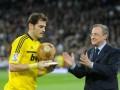 Президент Реала: Касильясу будет сложно покинуть команду