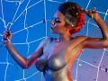 Экс-ведущая телеканала Футбол приняла участие в съемке для журнала Playboy