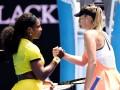 Cерена Уильямс в очередной раз победила Шарапову и проходит в полуфинал