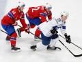 Норвегия - Франция 3:2 Видео шайб и обзор матча ЧМ по хоккею