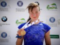 Абрамова выиграла тренировку женской сборной Украины по биатлону