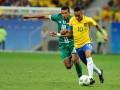 Бразилия одержала первую победу на олимпийском футбольном турнире