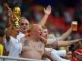 Фанат дал обещание и теперь на всю жизнь запомнил состав Англии на ЧМ-2018
