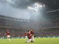 Милан обновил рекорд посещаемости матча квалификации Лиги Европы