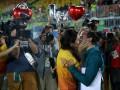 Возлюбленная сделала предложение бразильской регбистке прямо на Олимпиаде