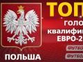 ТОП-5 голов сборной Польши в квалификации на Евро-2016