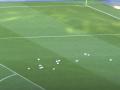 Ультрас Динамо опубликовали видео сброса плюшевых сов в поединке с Шахтером