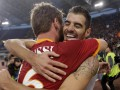 Двух игроков Ромы дисквалифицировали до конца сезона