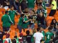Мексиканские фанаты устроили драку между собой на трибунах