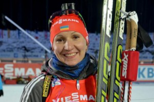 Елена Пидгрушная выиграла вторую медаль