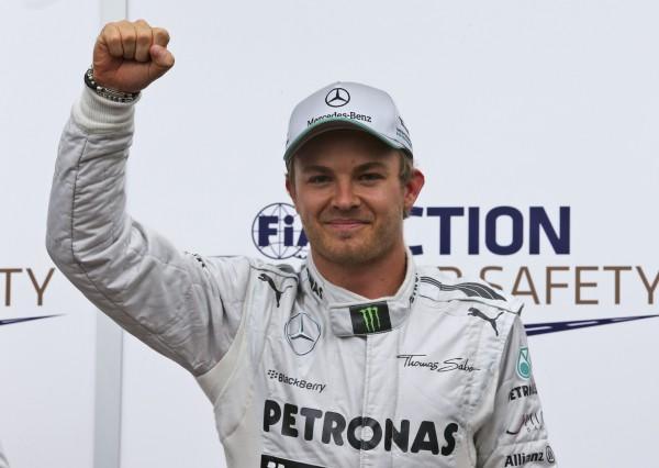 Росберг выиграл гонку в Монако