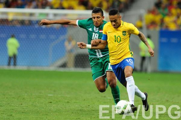 Бразилия сыграет в четвертьфинале