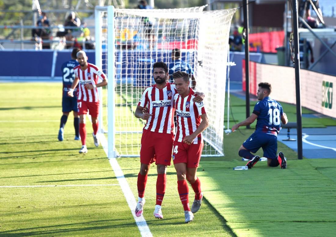 Леванте - Атлетико: обзор матча
