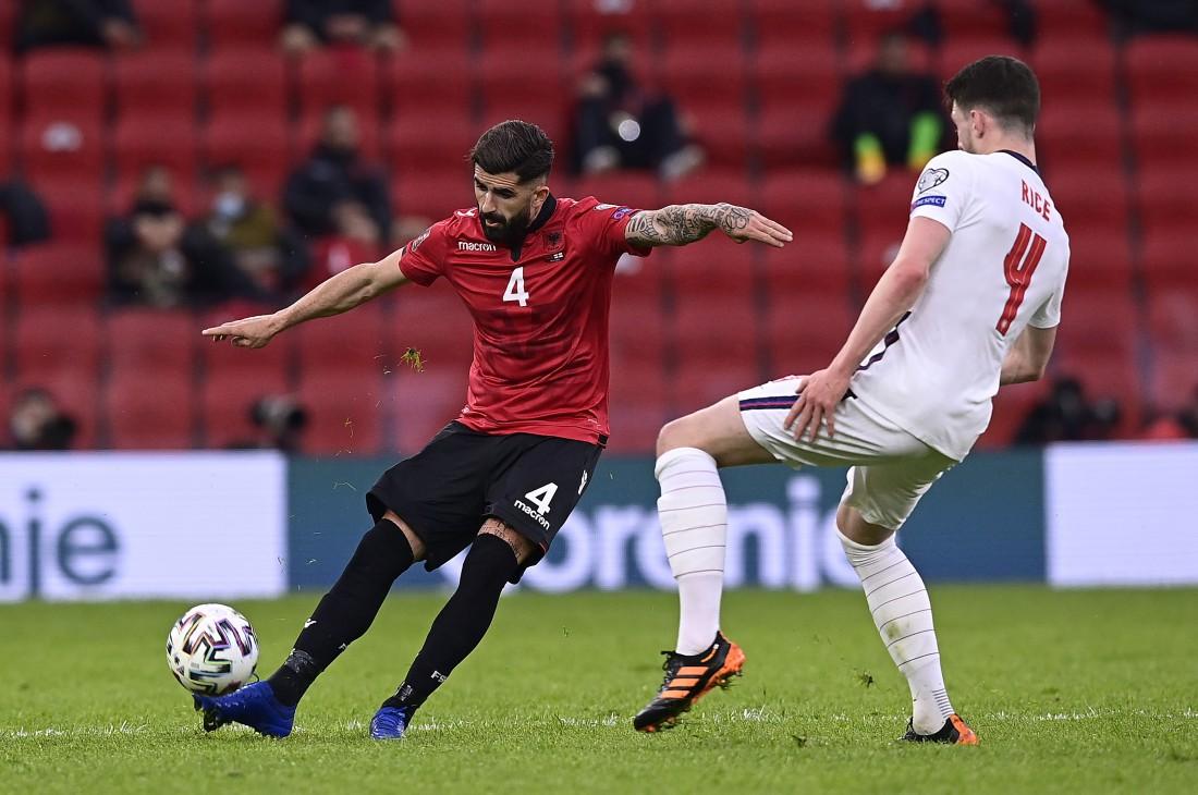 Албания - Англия