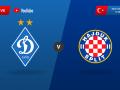 Динамо на последней минуте уступило Хайдуку