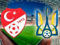 Турция – Украина 0:0 как это было