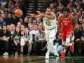 НБА: Бостон вырвал победу над Хьюстоном, Сан-Антонио сильнее Нью-Йорка