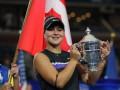 Андрееску стала спортсменкой года в Канаде