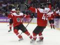 Австрийские хоккеисты извинились за пьянство перед матчем
