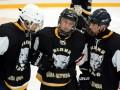 Хоккей: Белый Барс побеждает Рапид