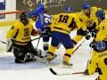 Euro Ice Hockey Challenge: Украина обыграла Румынию
