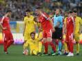 На матч Сербия - Украина продано всего 7 тысяч билетов