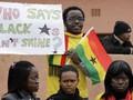 Болельщики сборной Ганы поддержали сборную Голландии