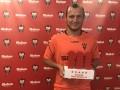 Зозуля признан лучшим игроком Альбасете в сентябре