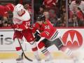 НХЛ: Чикаго уступил Детройту, Нэшвилл обыграл Миннесоту