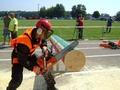 В Киевской области состоится Чемпионат Украины среди вальщиков леса