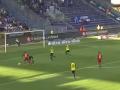 Эффектный гол из чемпионата Дании, который ты захочешь пересмотреть