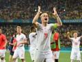 Джака - лучший игрок матча против Франции