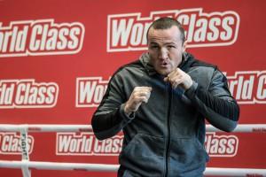 Лебедев – Гассиев: Боксеры провели открытые тренировки