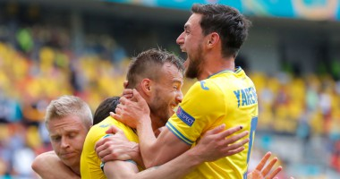 Казахстан - Украина 2:2 видео голов и обзор матча квалификации ЧМ-2022