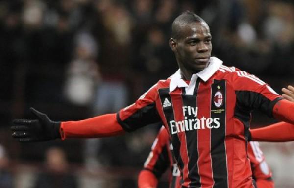 Балотелли призван усилить атаку Милана